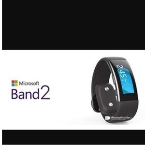 Microsoft MICROSOFT BAND 2-Gently used-no signs of wear