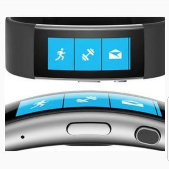 Microsoft MICROSOFT BAND 2-Gently used-no signs of wear Image 1