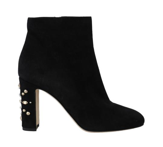 Preload https://img-static.tradesy.com/item/26131406/dolce-and-gabbana-black-suede-crystal-studded-bootsbooties-size-eu-40-approx-us-10-regular-m-b-0-0-540-540.jpg