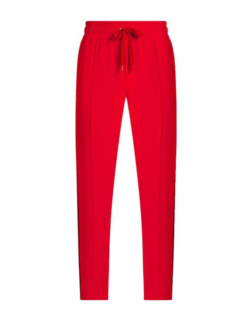 Dolce&Gabbana Athletic Pants Red Image 4