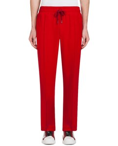 Dolce&Gabbana Athletic Pants Red