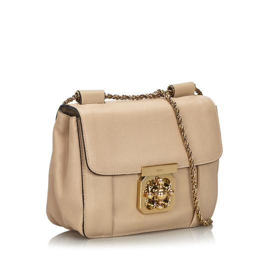 Chloé 9iclsh004 Vintage Leather Shoulder Bag Image 1