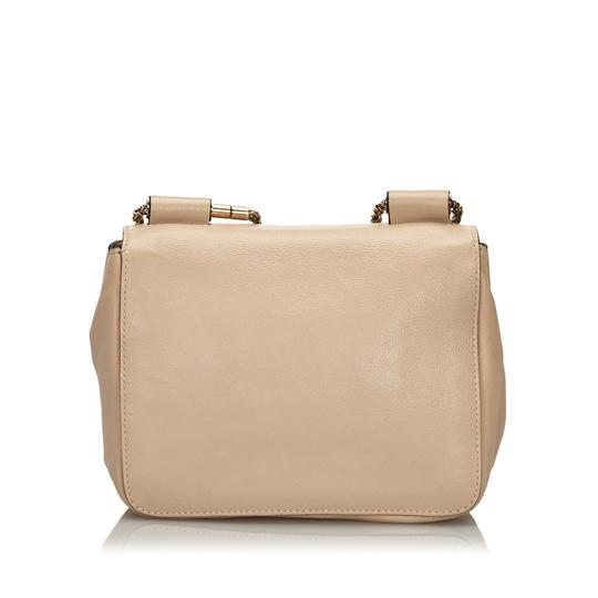 Chloé 9iclsh004 Vintage Leather Shoulder Bag Image 2