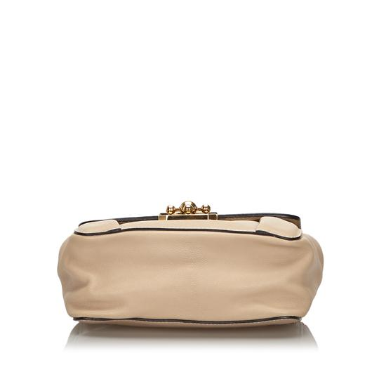 Chloé 9iclsh004 Vintage Leather Shoulder Bag Image 3