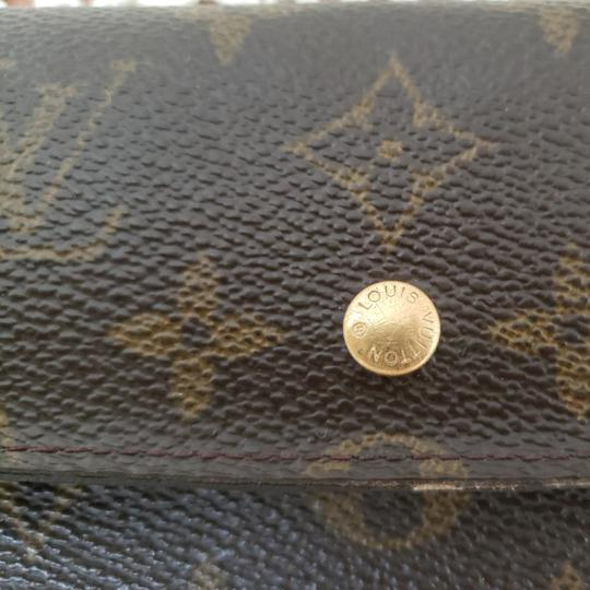 Louis Vuitton Porte Tresor International Monogram Image 1