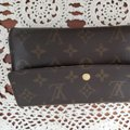 Louis Vuitton Porte Tresor International Monogram Image 9