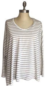 Free People T Shirt taupe