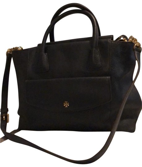 Preload https://img-static.tradesy.com/item/26134207/tory-burch-zip-with-top-handle-and-removable-strap-navy-pebbled-leather-satchel-0-1-540-540.jpg
