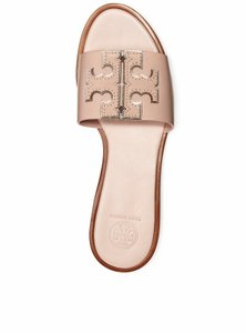 Tory Burch Sea Shell pink / silver Sandals