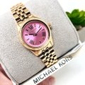 Michael Kors NEW Women's Petite Lexington Gold-Tone Watch MK4363 Image 3