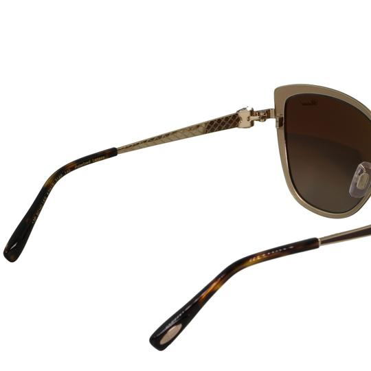 Chopard New SCH C16S imperiale Women Crystals Polarized Cat Eye Sunglasses Image 7