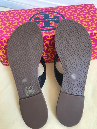 Tory Burch Black Sandals Image 10