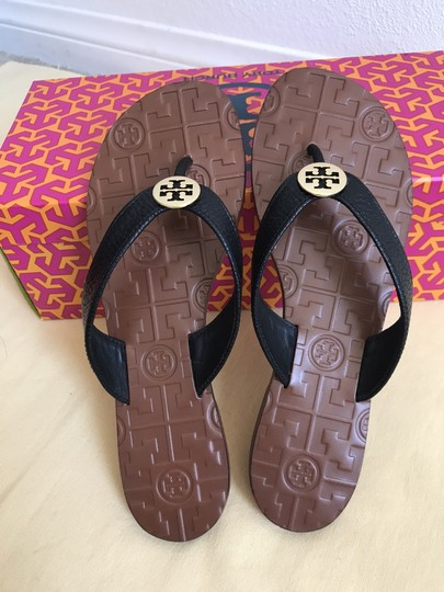 Tory Burch Black Sandals Image 2