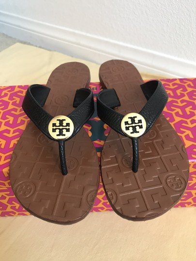 Tory Burch Black Sandals Image 5