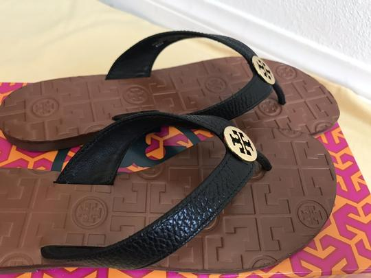 Tory Burch Black Sandals Image 7
