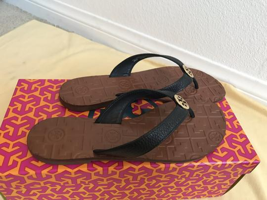 Tory Burch Black Sandals Image 8
