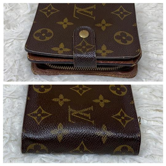 Louis Vuitton Authentic Louis Vuitton Monogram Bifold Wallet Image 3