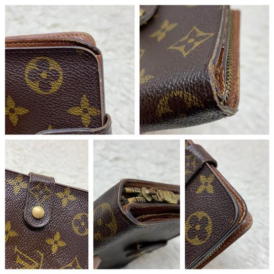 Louis Vuitton Authentic Louis Vuitton Monogram Bifold Wallet Image 4