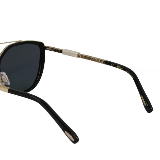Chopard New SCH C23 Ice Cube Women Jeweled Ceramic Detail Cat Eye Sunglasses Image 7