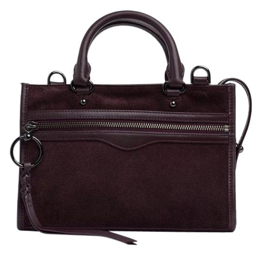 Preload https://img-static.tradesy.com/item/26134542/rebecca-minkoff-bedford-micro-zip-satchel-currant-suede-and-leather-trim-w-gunmetal-hardware-cross-b-0-1-540-540.jpg