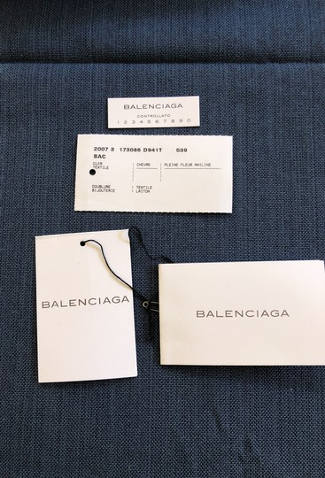 Balenciaga Satchel in Black Image 5