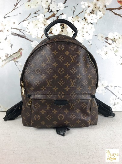 Louis Vuitton Monogram Palm Springs Backpack Image 1