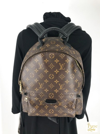 Louis Vuitton Monogram Palm Springs Backpack Image 10