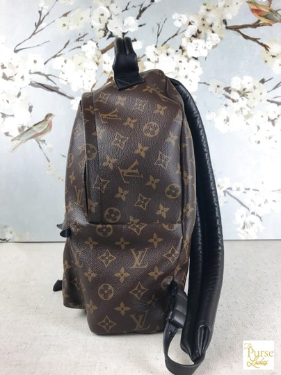 Louis Vuitton Monogram Palm Springs Backpack Image 2