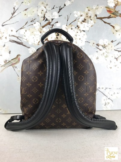Louis Vuitton Monogram Palm Springs Backpack Image 3