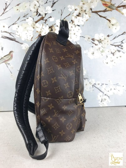 Louis Vuitton Monogram Palm Springs Backpack Image 4