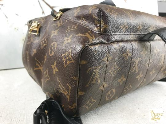 Louis Vuitton Monogram Palm Springs Backpack Image 5