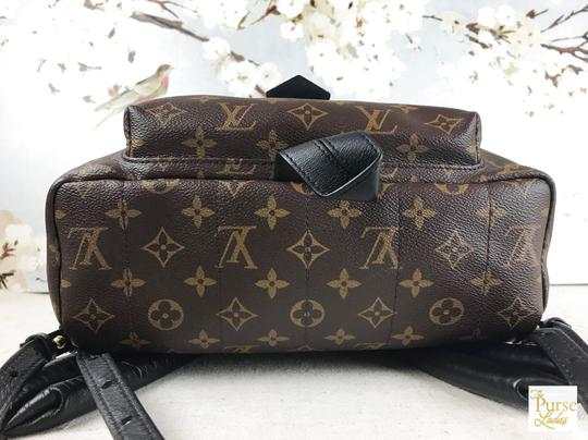 Louis Vuitton Monogram Palm Springs Backpack Image 7