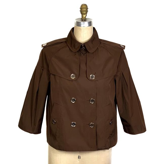 Preload https://img-static.tradesy.com/item/26134646/burberry-brown-london-jacket-size-10-m-0-1-650-650.jpg