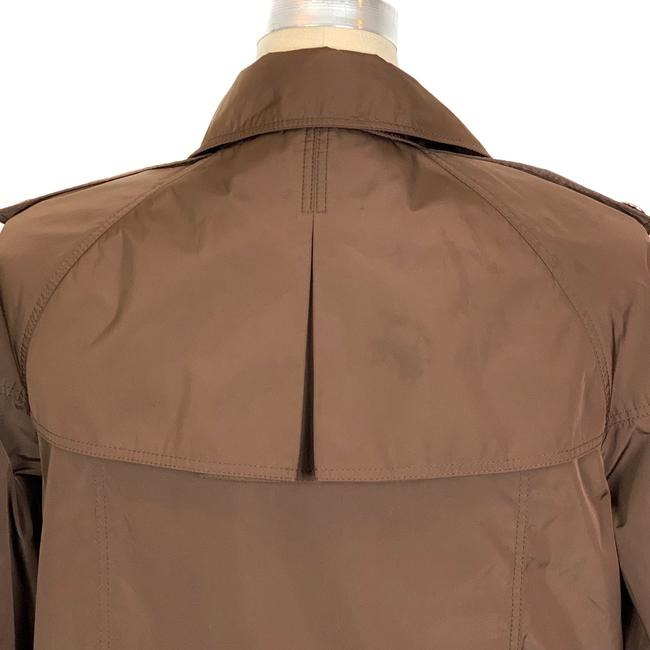 Burberry Brown Jacket Image 11