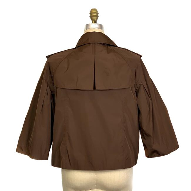 Burberry Brown Jacket Image 2