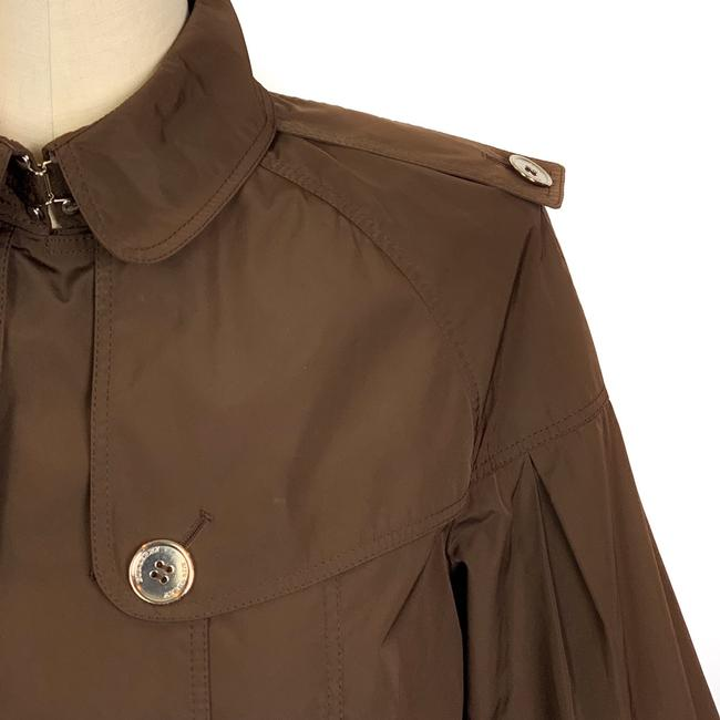 Burberry Brown Jacket Image 3