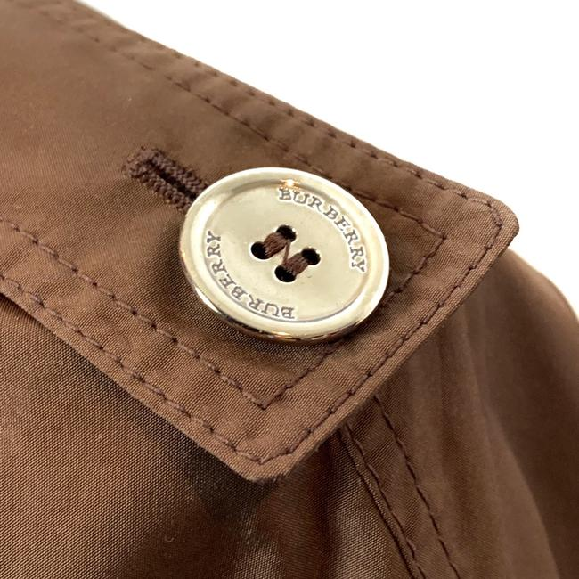 Burberry Brown Jacket Image 4