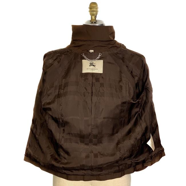 Burberry Brown Jacket Image 6