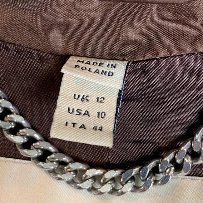 Burberry Brown Jacket Image 8