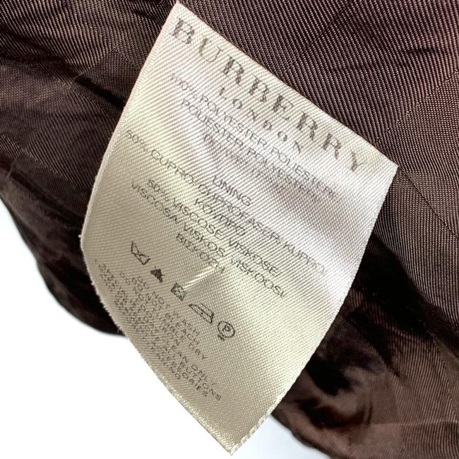 Burberry Brown Jacket Image 9