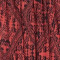 Free People Red/Black Viscose Knit Print Double Dutch Strappy Tank M Tunic Size 10 (M) Free People Red/Black Viscose Knit Print Double Dutch Strappy Tank M Tunic Size 10 (M) Image 6
