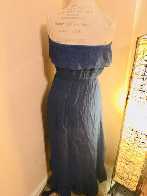Blue Maxi Dress by Nasty Gal Image 1