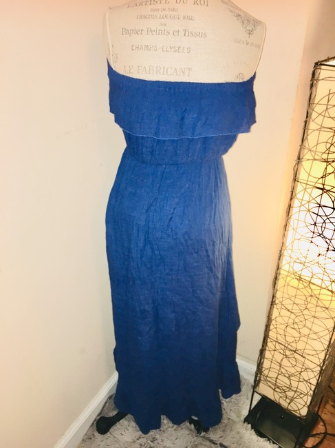 Blue Maxi Dress by Nasty Gal Image 2