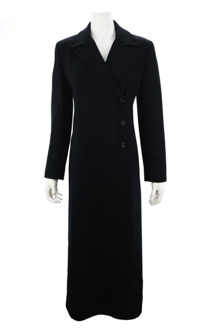 Preload https://img-static.tradesy.com/item/26134678/searle-black-full-length-coat-size-6-s-0-0-650-650.jpg