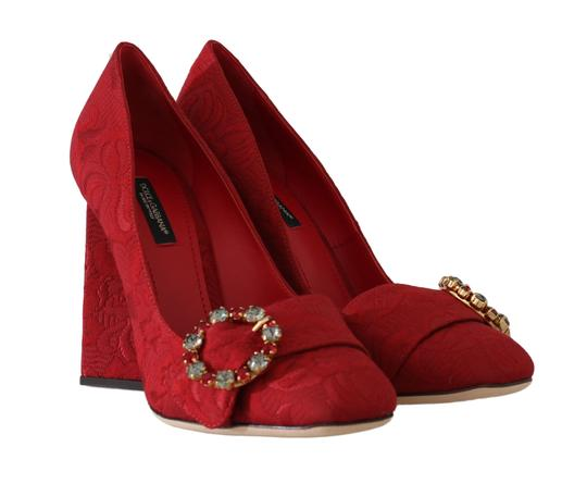 Dolce&Gabbana Red Pumps Image 3