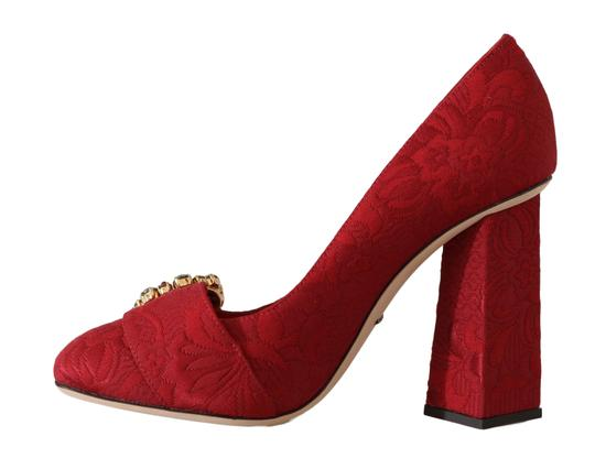 Dolce&Gabbana Red Pumps Image 5