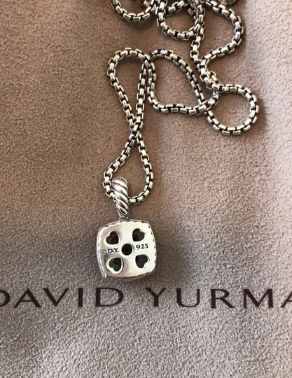David Yurman Petite Albion Pendant Necklace with Diamonds Image 3
