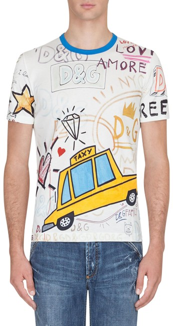 Preload https://img-static.tradesy.com/item/26134752/dolce-and-gabbana-white-men-s-nyc-printed-cotton-t-shirt-tee-shirt-size-8-m-0-4-650-650.jpg