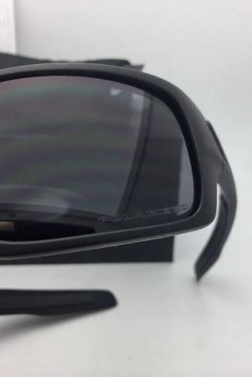 Oakley Polarized OAKLEY Sunglasses TURBINE OO9263-07 Matte Black w/Grey Image 7