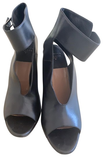 Laurence Dacade Leather black Sandals Image 0